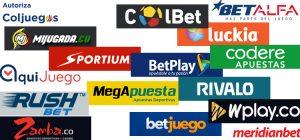 Casas de apuestas deportivas Colombia