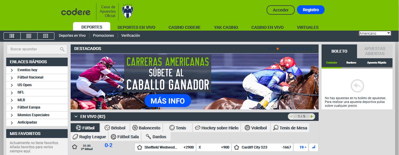 app Codere México