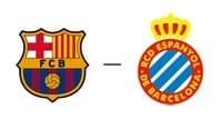 Pronóstico : FC Barcelona - RDC Espanyol -18 de Diciembre de 2016 y Apuestas Bet365